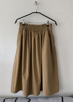 Крутая юбка миди. cos