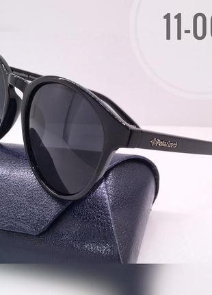 Солнцезащитные очки atmosfera кругляши оправа черная линзы polarized
