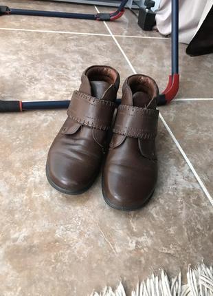Женские ботинки (туфли) hotter day dream 36 разм кожа оригинал (англия
