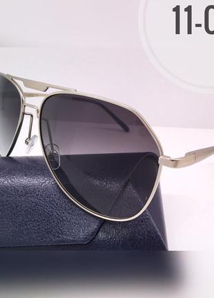 Солнцезащитные очки atmosfera авиаторы линзы polarized серые