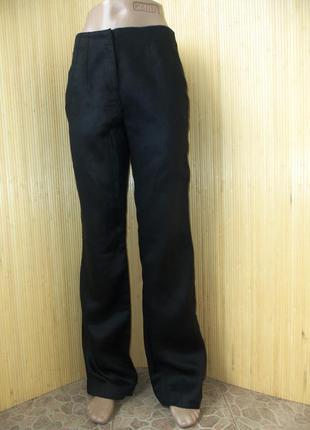 Французские льняные брюки la redout