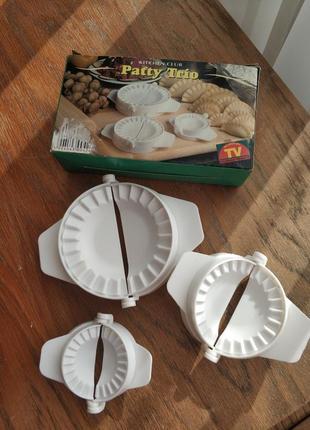 Набор для лепки вареников или пирожков