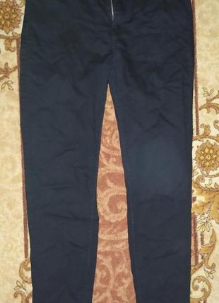 Черные джинсы house
