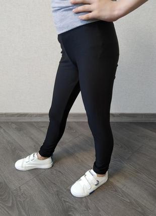 Лосины для девочек  бифлекс р-ры на рост 116 - 165. для спорта или активного отдыха!