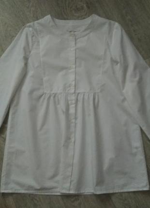 Лаконичная блуза cos