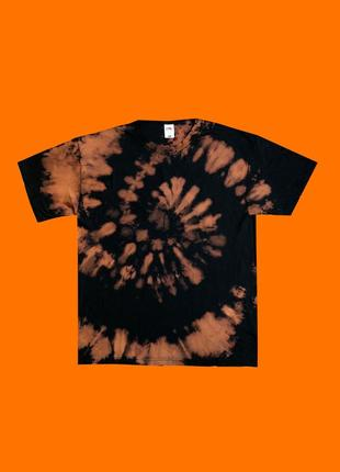 Тай дай, футболка тай дай; новая футболка, женская футболка, купить футболку