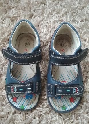 Босоножки сандали  24р