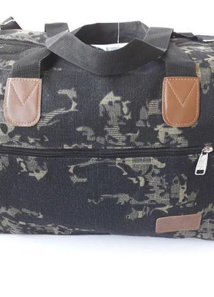 Плотная дорожная сумка