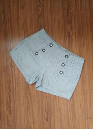 Котоновые шорты размер м