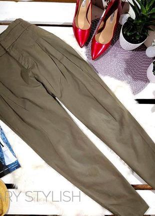 Штаны брюки бананы