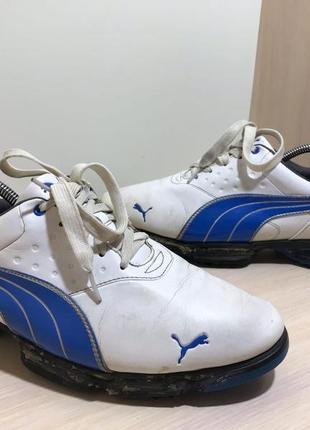 Мужские кроссовки для гольфа puma