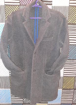 Стильное брендовое пальто на подростка