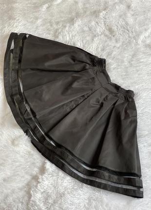 Юбка чёрная для девочки