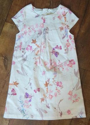 Платье сарафан next 6-7л 116-122см