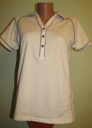 Спортивная футболка-тенниска, размер м, брендовая glenmuir