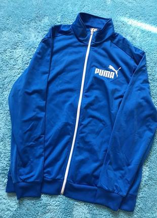 Олимпийка спортивная куртка puma