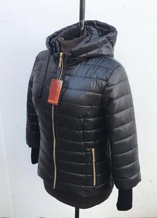 Деми куртка довяз