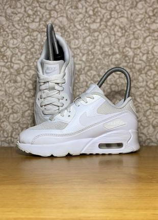 Спортивные детские кроссовки nike air max 90 оригинал размер 30