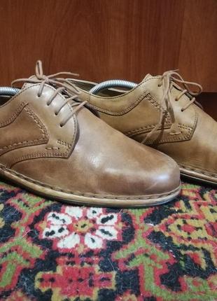 Мужские туфли дерби mcscott