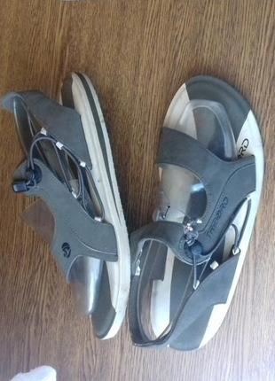 Рр 46-47 фирменные босоножки спортивные сандалии tribord