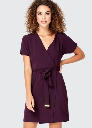 Платье на запах select