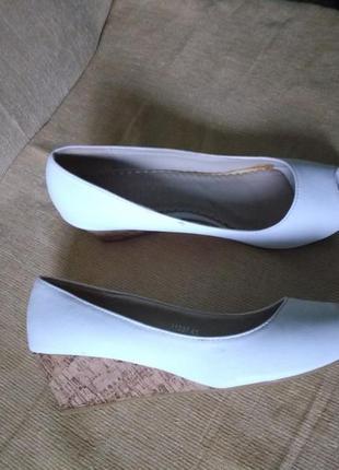 Летние туфельки, 27см