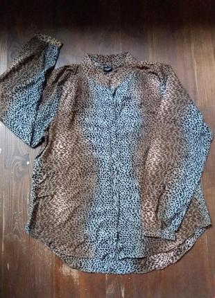 Сорочка-блузка