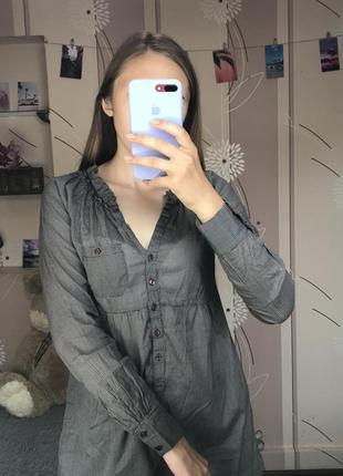 Лёгкая рубашка от vero moda
