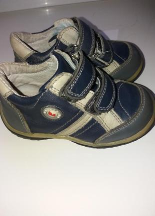 Кроссовки ортопедические туфли 21 р