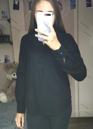 Базовая рубашка от bershka