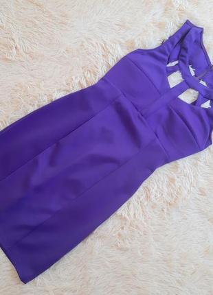Крутое бандажное платье от ах paris