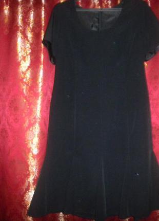 Новое платье,р 48-50.замеры