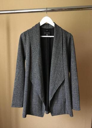 Удлиненный пиджак кардиган dorothy perkins