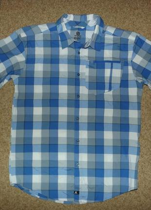 Трекинговая рубашка salomon
