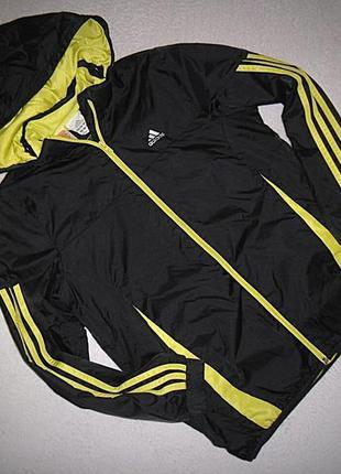 Куртка adidas на 13-14 лет.
