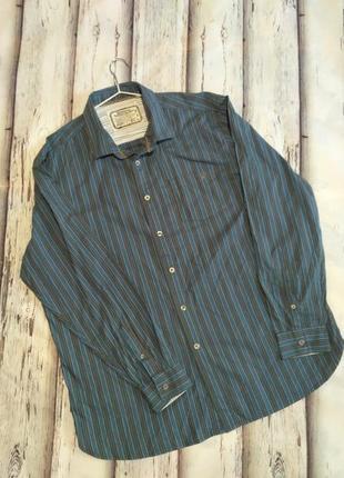 Рубашка коттоновая mantaray, xl