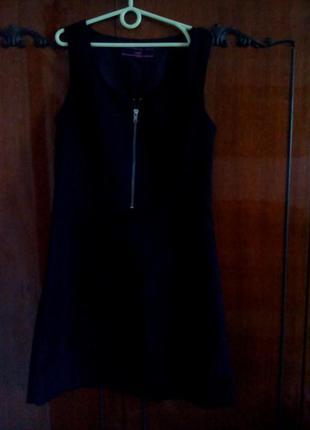 Черное платье next