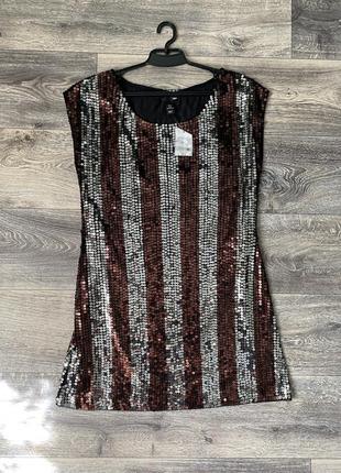 Платье h&m 40p