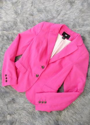 Базовый блейзер жакет пиджак h&m