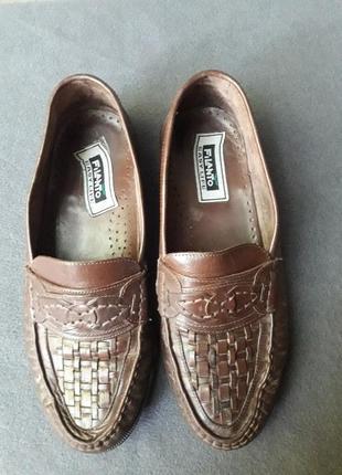 Туфли натуральная кожа в идеальном состоянии