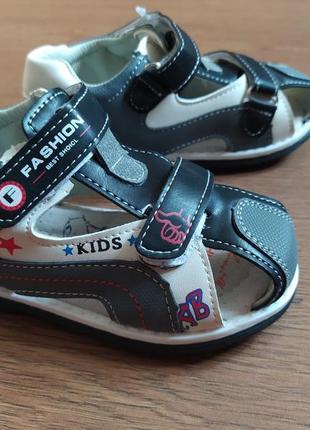 Босоножки, сандали для мальчика