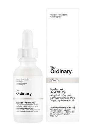 The ordinary hyaluronic acid 2% b5