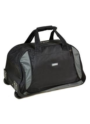 Дорожная сумка на колесах 2 в 1