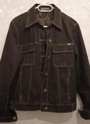 Куртка, пиджак джинс