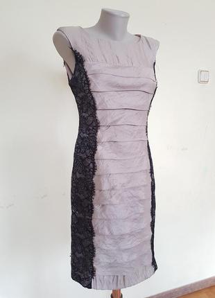 Шикарное нарядное вечернее платье