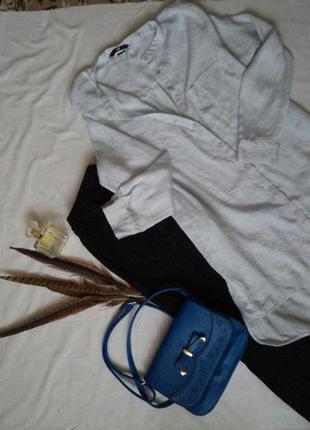 Рубашка длинная (h&m)