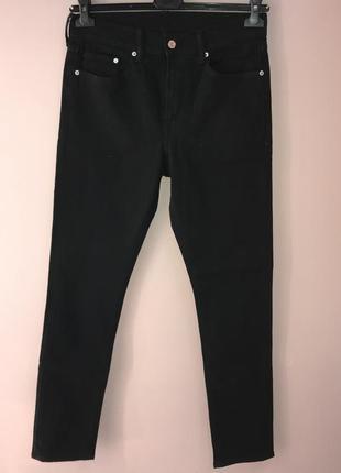 Чёрные джинсы,skinny
