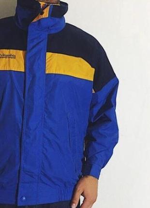 Мужская демисезонная куртка columbia ( коламбия м-лрр)