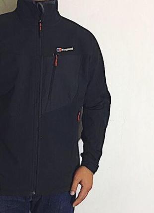 Мужская демисезонная куртка berghaus ( бергхаус хлрр)