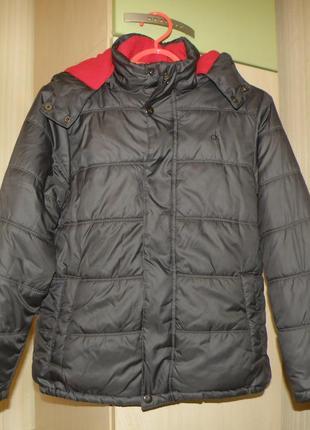 Классная куртка еврозима calvin klein на мальчика, оригинал